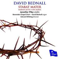 Stabat Mater, Ave Maria: Whiting / Benenden Chapel Cho +marian Suite: Jennifer Pike(Vn)