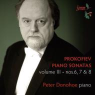 Piano Sonata, 6, 7, 8, : Donohoe