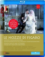 『フィガロの結婚』全曲 ベヒトルフ演出、エッティンガー&ウィーン・フィル、プラチェツカ、ヤンコヴァ、他(2015 ステレオ)(日本語字幕付)