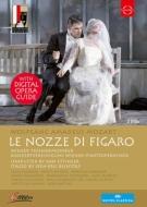 『フィガロの結婚』全曲 ベヒトルフ演出、エッティンガー&ウィーン・フィル、プラチェツカ、ヤンコヴァ、他(2015 ステレオ)(日本語字幕付)(2DVD)