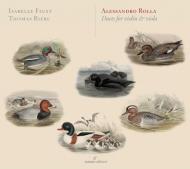 ヴァイオリンとヴィオラのための二重奏曲集 イザベル・ファウスト、トーマス・ライプル