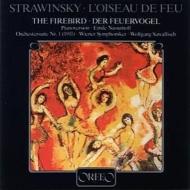 Firebird: Sawallisch / Vso +piano Version: Naoumoff(P)