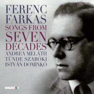 Songs From Sven Decades: Melath(Ms)Szaboki(S)Dominko(P)