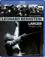 ドキュメンタリー『レナード・バーンスタイン/LARGER THAN LIFE〜偉大なるカリスマ』(日本語字幕付)