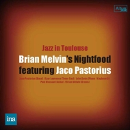 Jazz In Toulouse: Concert Of Jaco Pastorius Quintet (2CD)