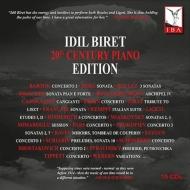 イディル・ビレット 20世紀ピアノ・エディション(15CD)