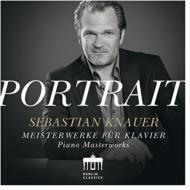 Sebastian Knauer: Portrait-piano Masterworks