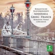グリーグ:ピアノ協奏曲、アディンセル:ワルソー・コンチェルト、フランク:交響的変奏曲 ガブリエル・タッキーノ、アルミン・ジョルダン&モンテカルロ国立歌劇場管
