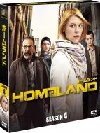 HOMELAND ホームランド シーズン4 SEASONS コンパクト・ボックス