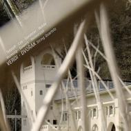 ヴェルディ:弦楽四重奏曲、ドヴォルザーク:弦楽四重奏曲第10番 クリスティアン・テツラフ、マクシミリアン・ホルヌング、ユラ・リー、他