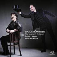 Alle Lust Will Ewigkeit-lieder: Muuse(Br)Van Weers(P)