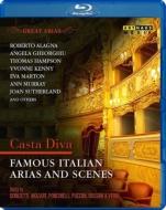 清らかな女神よ〜イタリア・オペラの名アリアと情景集 ジョーン・サザーランド、ロベルト・アラーニャ、エヴァ・マルトン、トーマス・ハンプソン、他