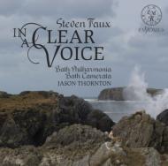 In A Clear Voice-psalms: Thornton / Bath Philharmonia & Camerta
