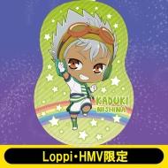 雪だるま型クッション(カヅキ)【Loppi・HMV限定】/ KING OF PRISM by PrettyRhythm