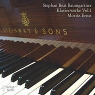 Piano Works Vol.1: Moritz Ernst(P)