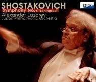 交響曲第7番『レニングラード』 アレクサンデル・ラザレフ&日本フィルハーモニー交響楽団