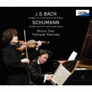 Violin Sonata, 2, : 崔文洙(Vn)上岡敏之(P)+j.s.bach: Violin Sonata, 3,