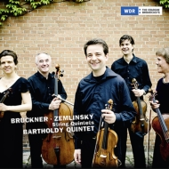 ブルックナー:弦楽五重奏曲、間奏曲、ツェムリンスキー:弦楽五重奏曲 バルトルディ弦楽五重奏団