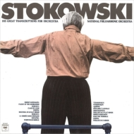 オムニバス(管弦楽)/Stokowski / National Po: Flight Of The Bumblebee-orchestra Transcriptions (Ltd)