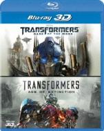 トランスフォーマー/ダークサイド・ムーン&トランスフォーマー/ロストエイジ 3D ベストバリューBlu-rayセット
