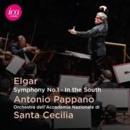 交響曲第1番、序曲『南国にて』 アントニオ・パッパーノ&ローマ聖チェチーリア国立音楽院管弦楽団