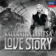 『ラヴ・ストーリー〜シネマ黄金時代のピアノ・テーマ』 ヴァレンティーナ・リシッツァ、ウォーレン=グリーン&BBCコンサート・オーケストラ、他