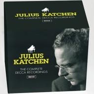 ジュリアス・カッチェン・デッカ録音全集(35CD)