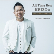 All Time Best〜KEIZO's 25th Anniversary (+DVD)【初回限定盤】