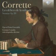 Le Delices De La Solitude: Contadin(Gamb)/ Opera Prima Ensemble