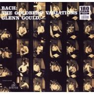ゴルトベルク変奏曲(1955版):グレン・グールド(ピアノ)(180グラム重量盤レコード/Ermitage)