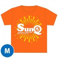 SunQ Tシャツ(オレンジ)【M】 / SunQ&ホシセカイ