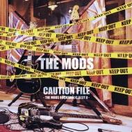 CAUTION FILE -THE MODS ROCKAHOLIC BEST2-(+DVD)