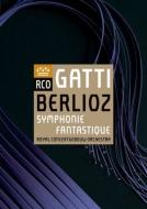 ベルリオーズ:幻想交響曲、ワーグナー:『タンホイザー』序曲、他 ダニエーレ・ガッティ&ロイヤル・コンセルトヘボウ管弦楽団