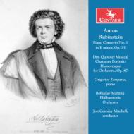 Piano Concerto, 1, Zamparas(P)J.c.mitchell / B.martinu Po +don Quixote
