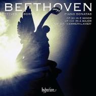 ピアノ・ソナタ第29番『ハンマークラヴィーア』、第28番、第27番 スティーヴン・オズボーン