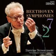 交響曲第7番、第2番 スタニスラフ・スクロヴァチェフスキ&読売日本交響楽団