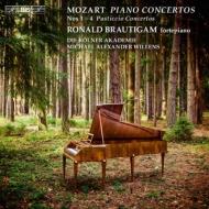 ピアノ協奏曲第1番、第2番、第3番、第4番 ロナルド・ブラウティハム、ウィレンズ&ケルン・アカデミー