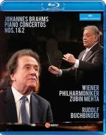ピアノ協奏曲第1番、第2番 ルドルフ・ブッフビンダー、ズービン・メータ&ウィーン・フィル