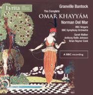 Omar Khayyam: Del Mar / Bbc So S.walker Rolfe Johnson +fifine At The Fair, Etc