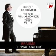 ピアノ協奏曲第1番、第2番 ルドルフ・ブッフビンダー、ズービン・メータ&ウィーン・フィル(2CD)