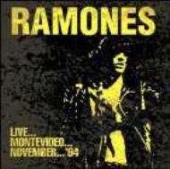 Live Montevideo, Nov '94