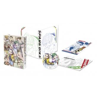 弱虫ペダル SPARE BIKE 初回生産限定版 DVD