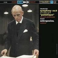 交響曲第6番「悲愴」:ディミトリ・ミトロプーロス指揮&ニューヨーク・フィルハーモニック (180グラム重量盤レコード/Speakers Corner)