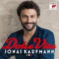 『帰れソレントへ〜イタリアの歌』 ヨナス・カウフマン、アッシャー・フィッシュ&パレルモ・マッシモ歌劇場管弦楽団