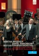 『アルゲリッチ&バレンボイム/ブエノスアイレス・コロン劇場コンサート2014』 ウエスト=イースタン・ディヴァン・オーケストラ(日本語解説付)