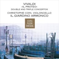 二重、三重協奏曲集 クリストフ・コワン、ジョヴァンニ・アントニーニ&イル・ジャルディーノ・アルモニコ