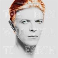 【デビッド・ボウイ出演映画】地球に落ちて来た男 オリジナル・サウンドトラック The Man Who Fell to Earth Original Soundtrack (2枚組アナログレコード)