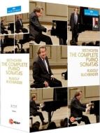 ピアノ・ソナタ全集 ルドルフ・ブッフビンダー(2014年ザルツブルク・ライヴ)(3BD)