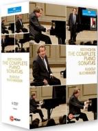 ピアノ・ソナタ全集 ルドルフ・ブッフビンダー(2014年ザルツブルク・ライヴ)(6DVD)