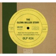 THE GLENN MILLER STORY -ORIGINAL LONG PLAY ALBUMS